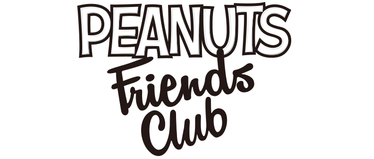FUN CLUB PEANUTS Friends club